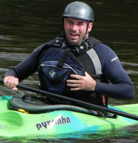 A potted history of kayaking…. Well, my kayaking!