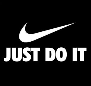 Nike - Just do it Logo