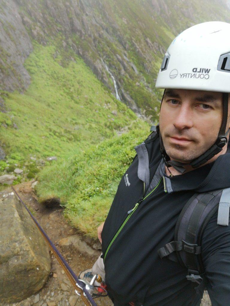 Rock Climbing in Snowdonia
